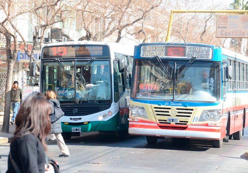La UTA suspendió un paro de colectivos previsto para este jueves