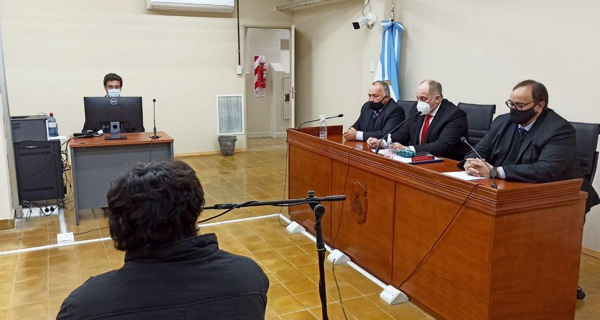 Condenaron a prisión por abuso sexual al barrabrava de San Martín