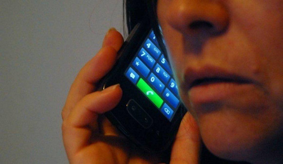 Rivadavia, Capital y Santa Lucía, allí se registran la mayor cantidad de estafas telefónicas
