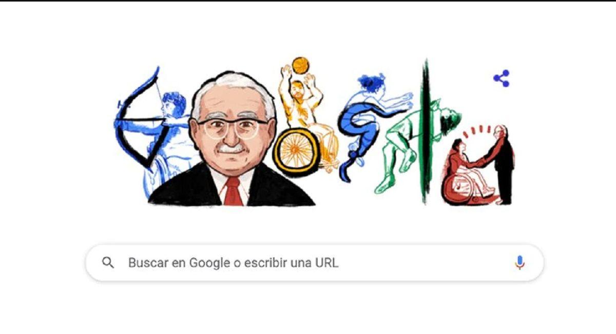 Google homenajea a Ludwig Guttmann, creador de los Juegos Paralímpico