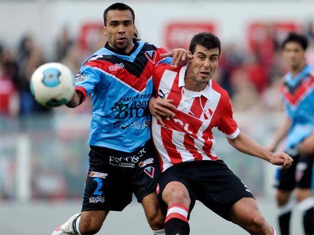 Empezamos mal: En su debut en la B Independiente perdió ante Brown