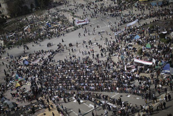Egipto: la oposición de Mubarak se prepara para el Día de la Despedida