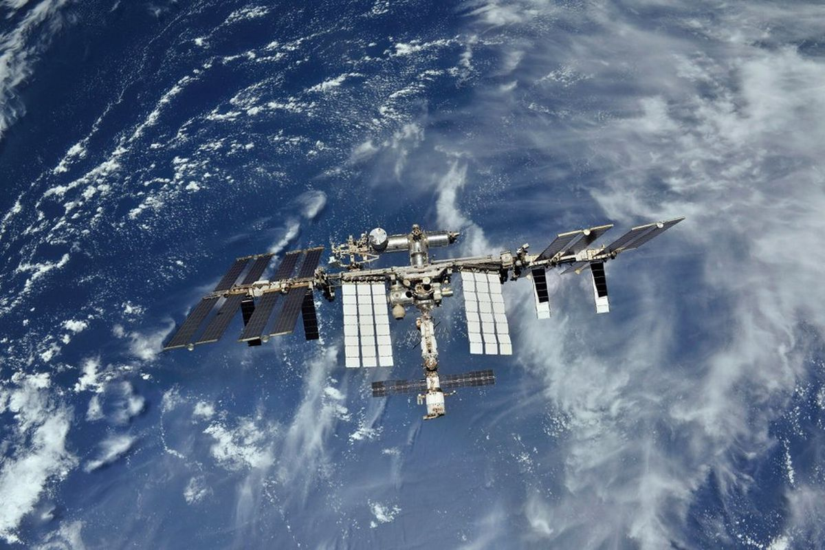 Máxima alerta en la Estación Espacial: una alarma de incendio despertó el caos