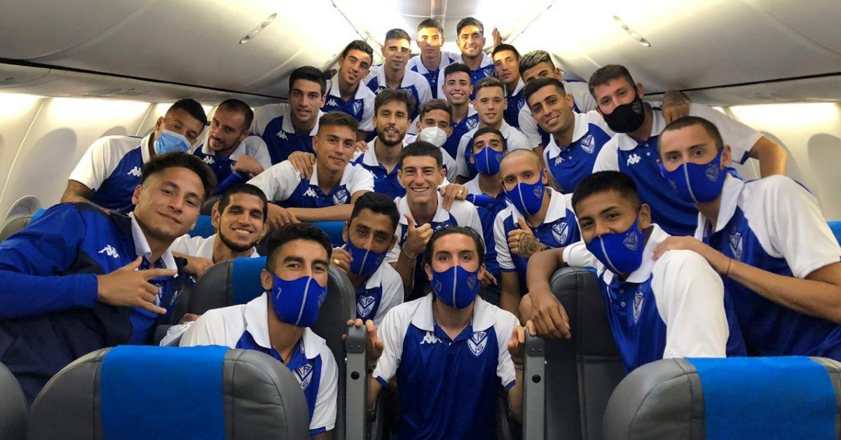 Jugadores de Vélez quedaron involucrados en una causa de abuso sexual. Foto @velez