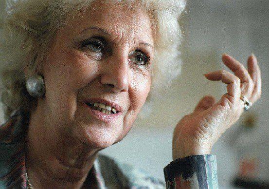 Susú Pecoraro se emocionó al hablar con Estela de Carlotto sobre la película