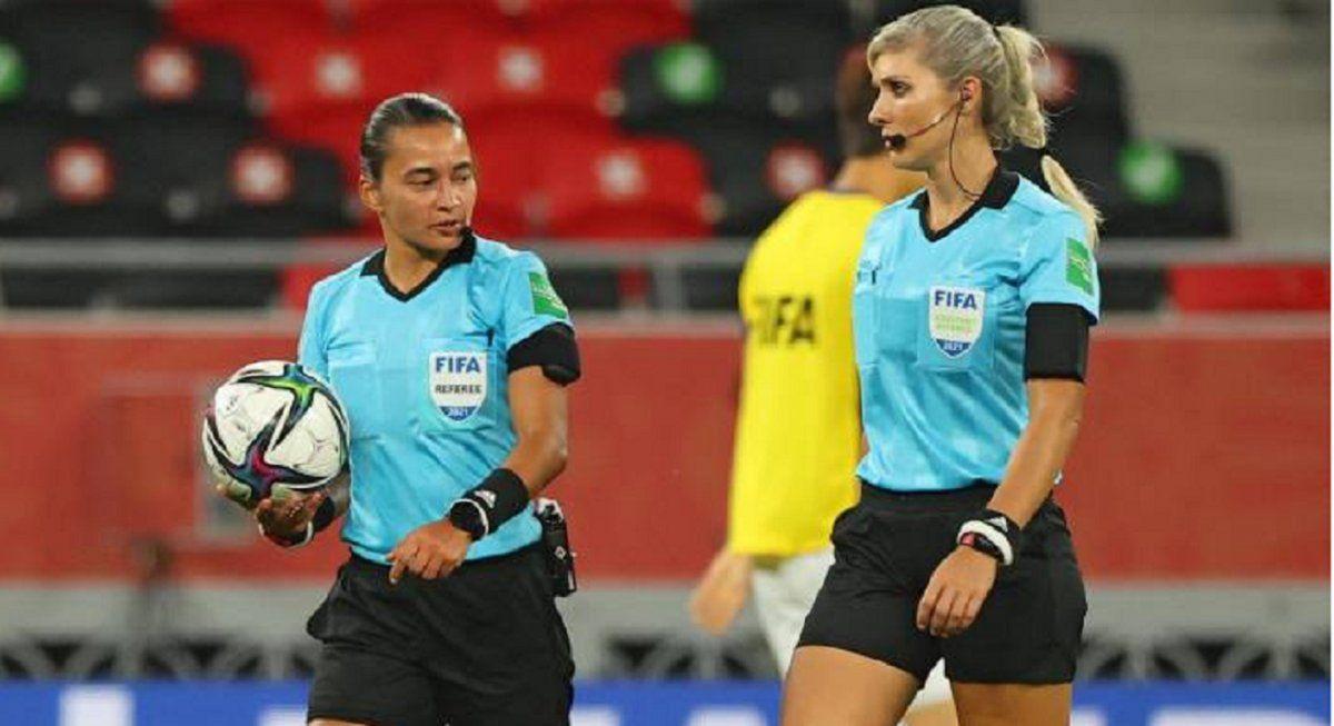 Edina Alves Batista y Neuza Back serán las brasileñas en el duelo de Defensa. También estarán las chilenas Cindy Nahuelcoy y María Belén Carvajal.