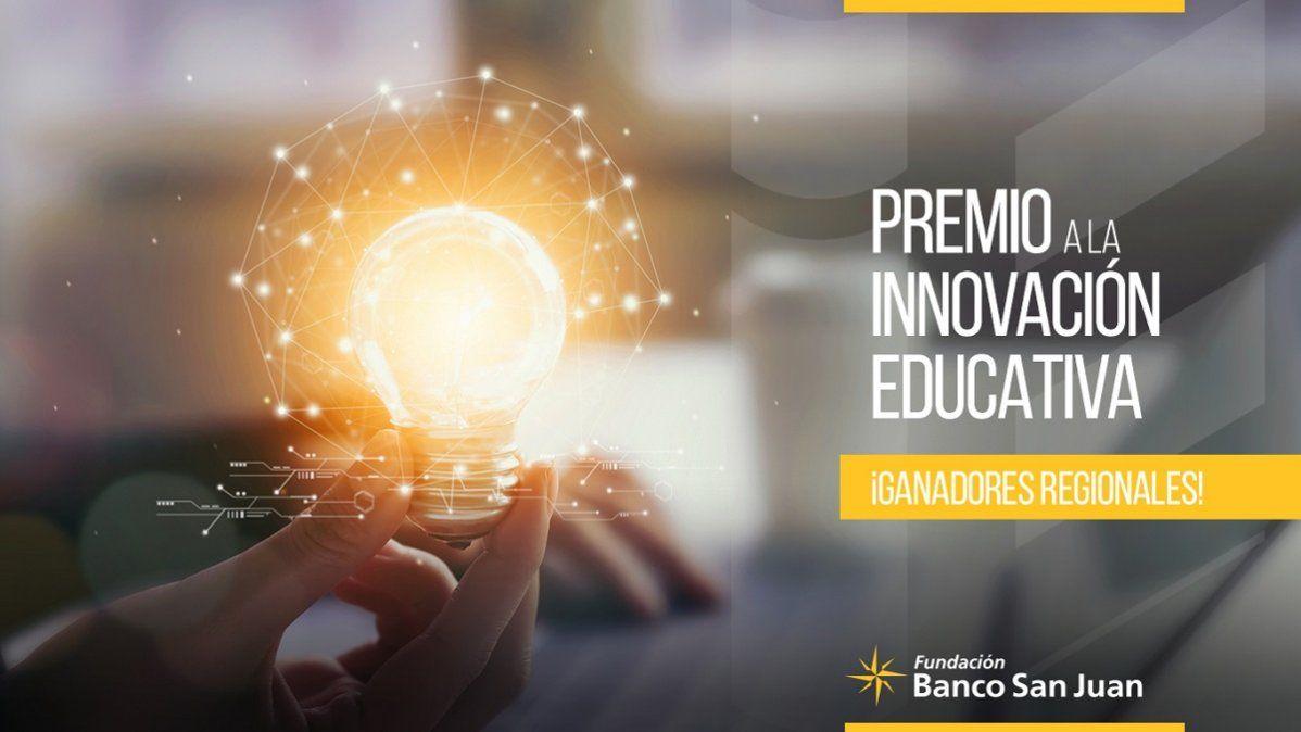 Fundación Banco San Juan anunció los ganadores del premio a la Innovación Educativa