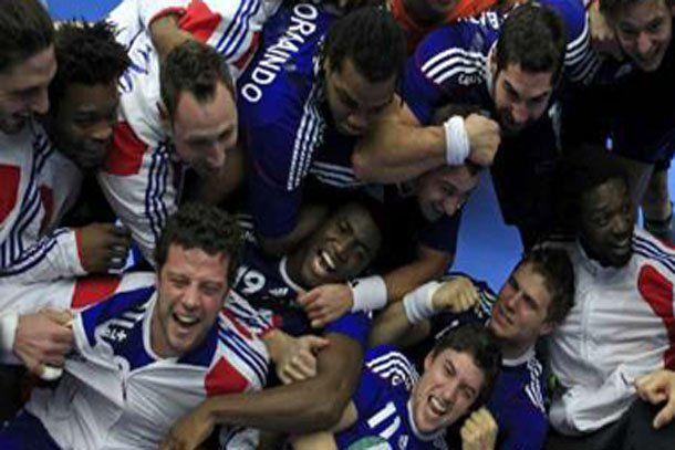 Handball: Francia venció a Dinamarca y es el campeón del mundo