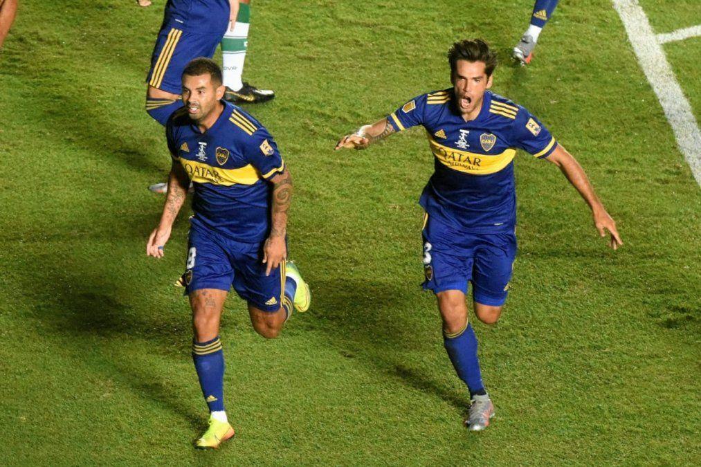 Boca ganó la Copa Maradona en San Juan. Foto: Adrián Carrizo.