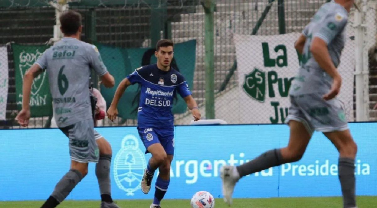 Gimnasia empató en cero frente a Sarmiento de Junín.
