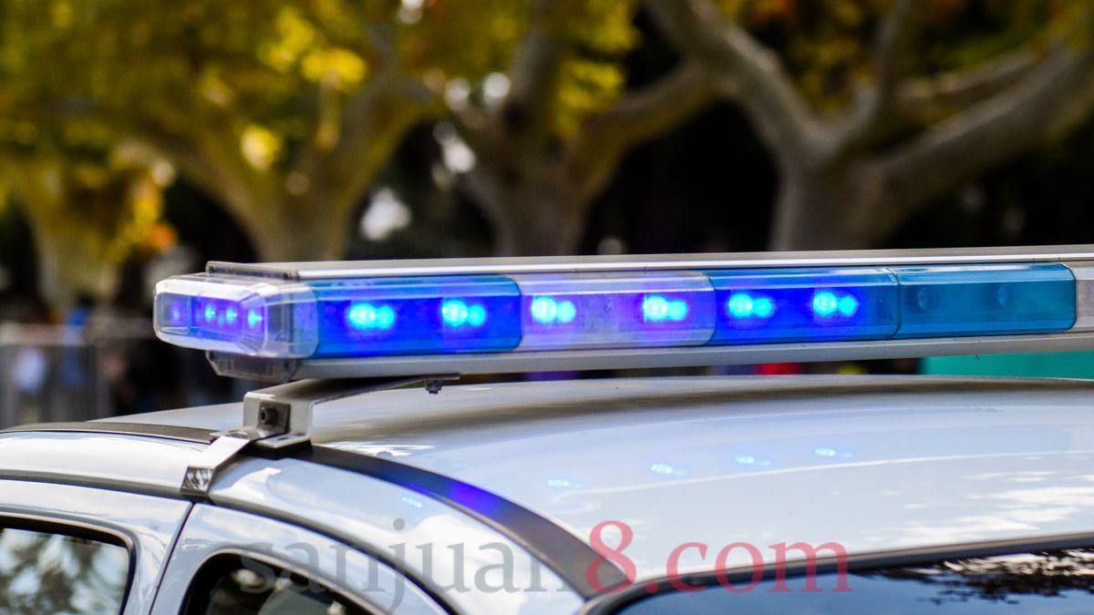 Ocho meses al penal por romper la puerta de un patrullero