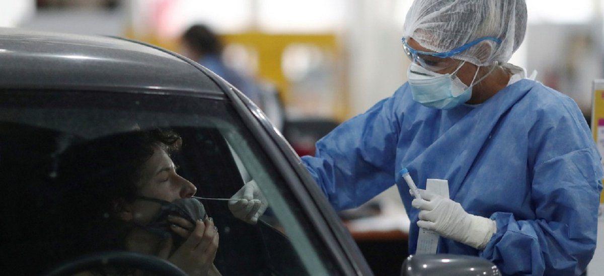 Argentina superó los 3 millones de casos de COVID-19