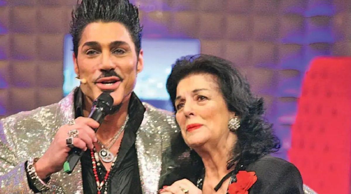 A los 86 años murió Marta, la mamá de Ricardo Fort