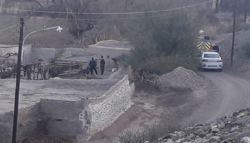 Crimen en Rodeo: trasladaron a los dos detenidos a la Capital