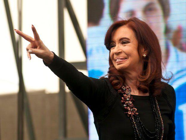 Según una encuesta, Cristina terminará su mandato con 60% de imagen positiva