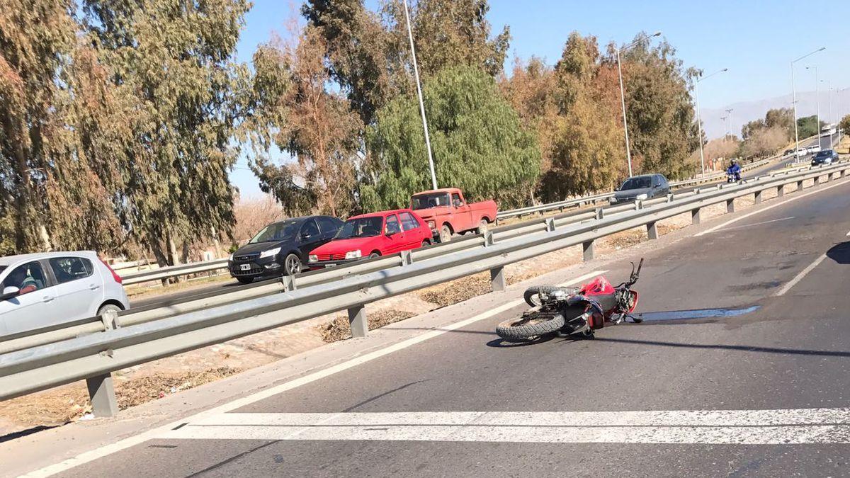 La mayoría de los siniestros viales son protagonizados por motociclistas.
