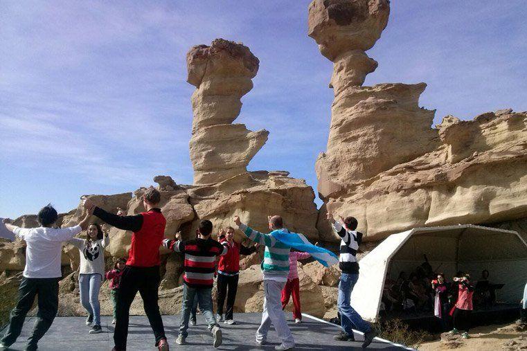 Las visitas al Parque Ischigualasto fueron suspendidas por protocolo de coronavirus