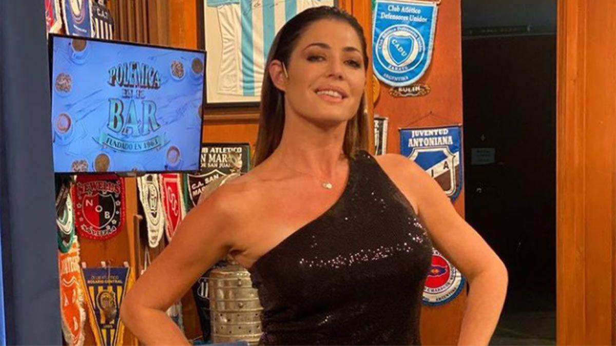 Pamela David estuvo en Polémica en el Bar y reveló detalles sobre su posible regreso a la TV