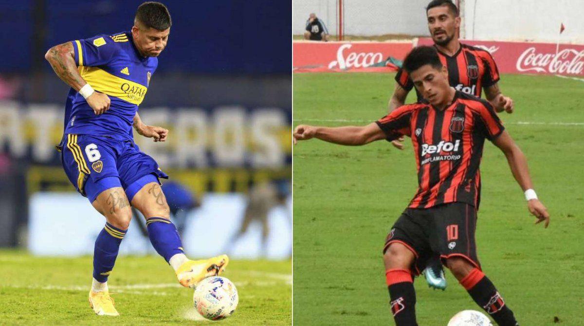 Boca se enfrenta con Defensores de Belgrano