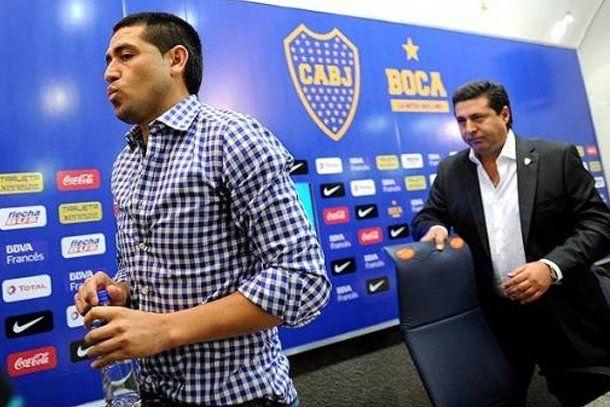 A Boca no vuelvo, dijo Riquelme