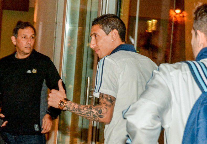 Todo listo para la presentación de la Selección Argentina en San Juan