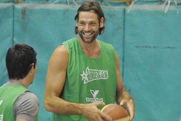 Oberto regresa a Atenas para jugar en la 29na. edición de la Liga Nacional