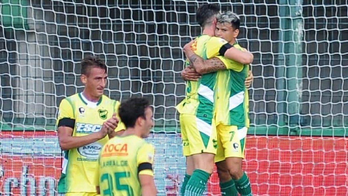 Liga Profesional: Defensa y Justicia derrotó a Huracán