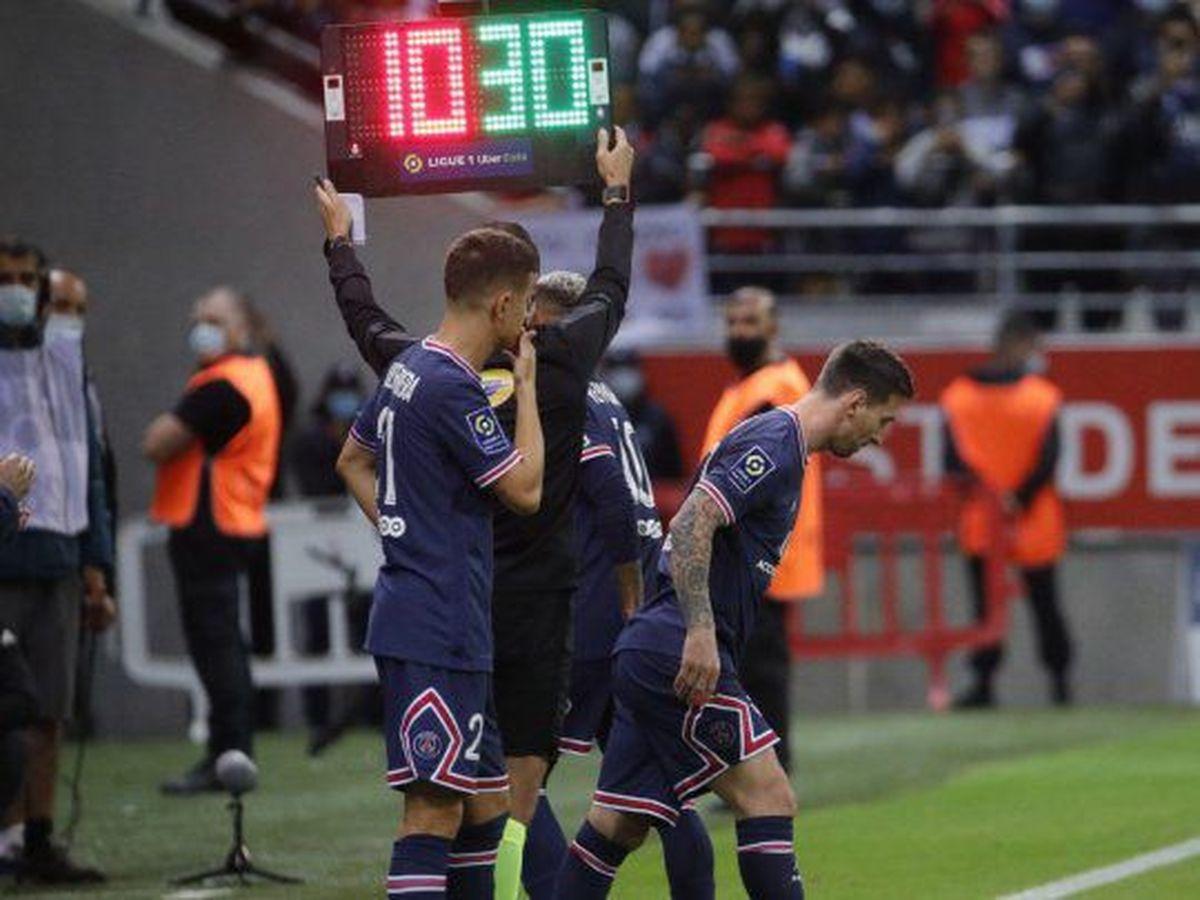 Messi debutó en PSG y superó los seis millones de espectadores por TV