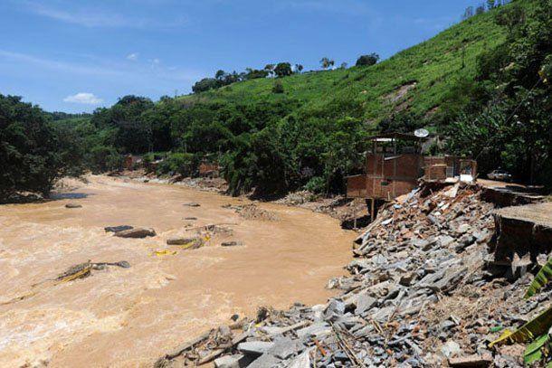Subió a 785 el número de víctimas fatales por las inundaciones que afectaron Río de Janeiro