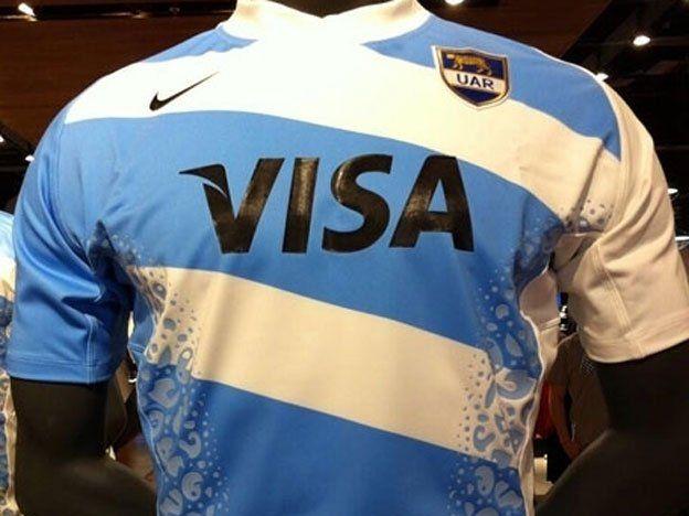 Los Pumas tienen nueva camiseta que estrenarán en el Rugby Championship