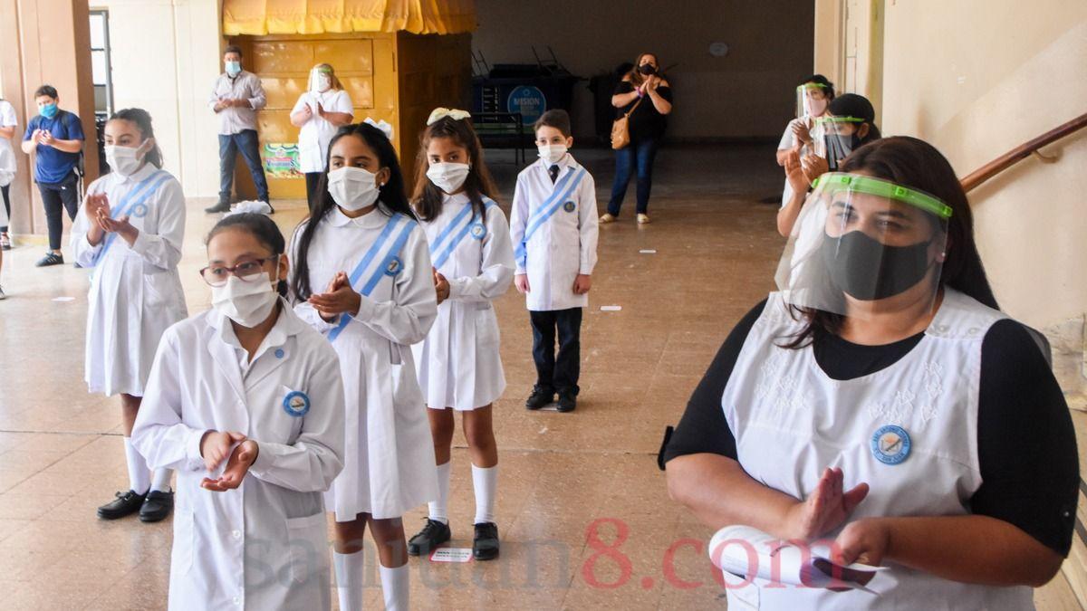 Estudiantes del Gran San Juan: ¿cuándo comenzarán con la presencialidad plena?