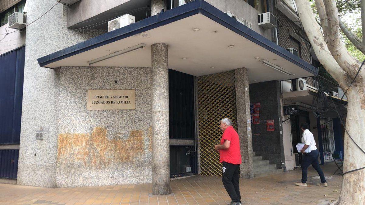 Evacuaron al público y al personal de un juzgado por problemas cloacales a días de la mudanza