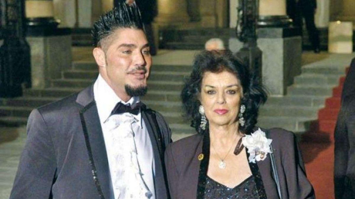 Murió Marta, la mamá de Ricardo Fort: estaba internada desde 2019