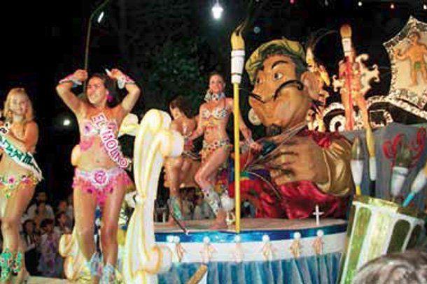 Schneider, sponsor del Carnaval de Victoria