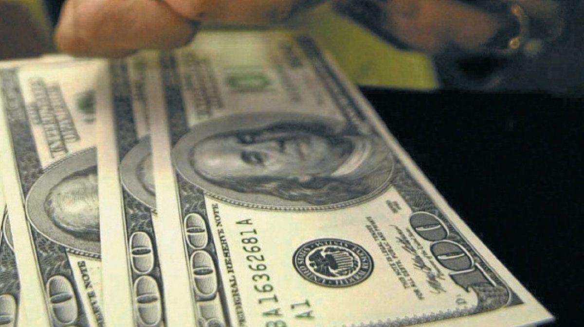 El dólar oficial subió a $94
