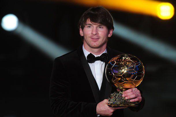 Messi, el mejor del mundo