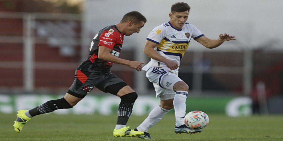 Los suplentes de Boca jugaron mal y perdieron ante Patronato