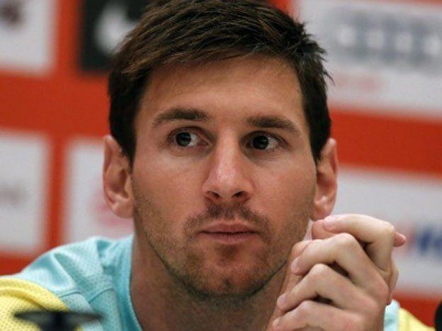 Messi no jugó contra Malasia en el Barça por una molestia muscular