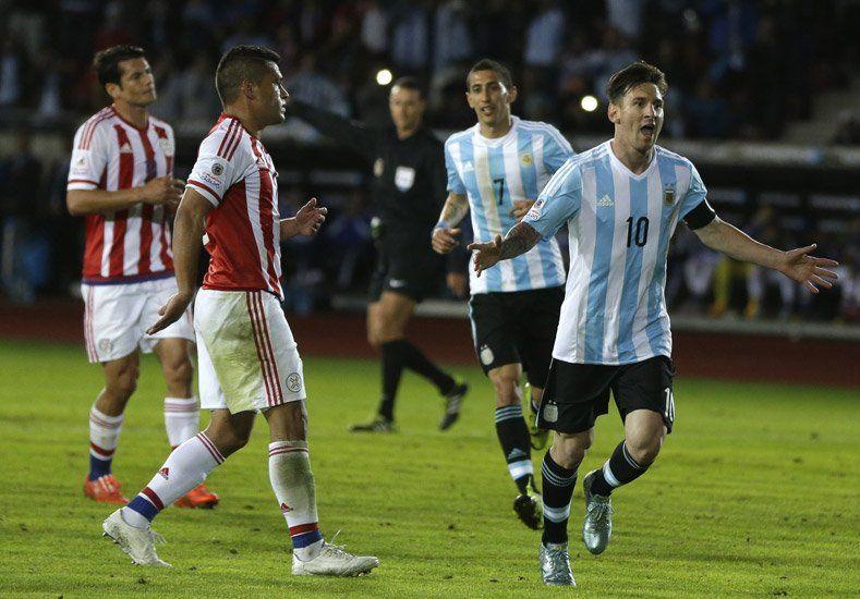Mirá los goles: Agüero y Messi convirtieron en el debut de Argentina en la Copa América
