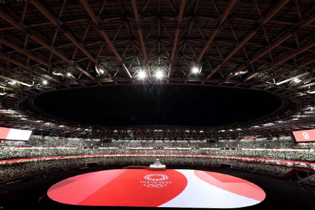 Comenzó la ceremonia inaugural de los Juegos Olímpicos 2020