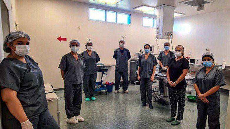Cambiaron la metodología de las cirugías programadas en la periferia