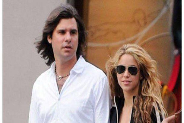 Confirmado: Shakira y Antonito de la Rúa, separados