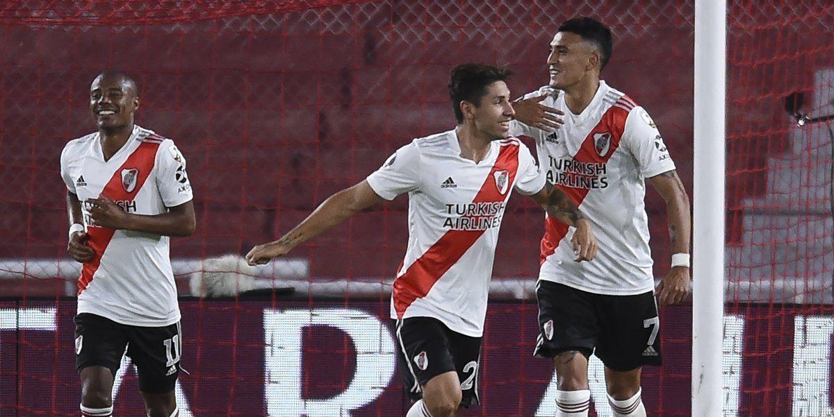 River debuta en la Copa Argentina ante Defensores de Pronunciamiento.