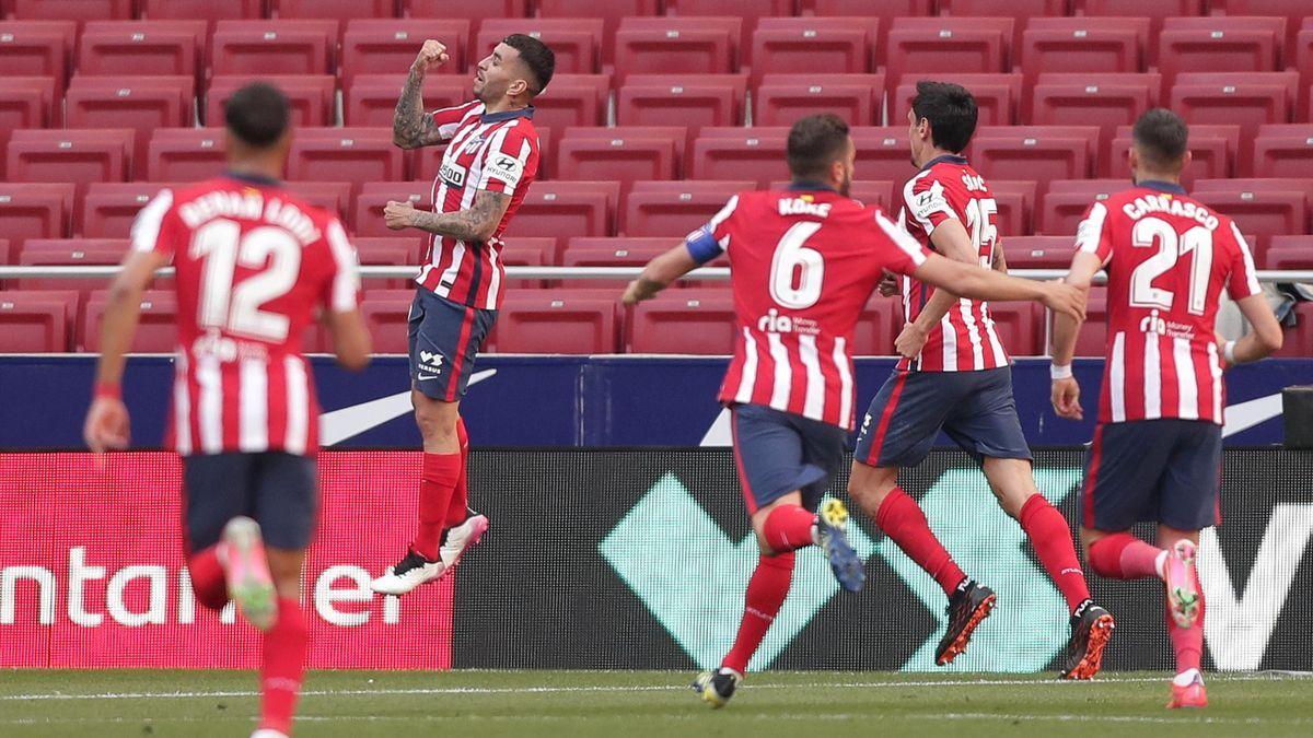 Atlético de Madrid recibe a Osasuna y podría ser el nuevo ser campeón de LaLiga