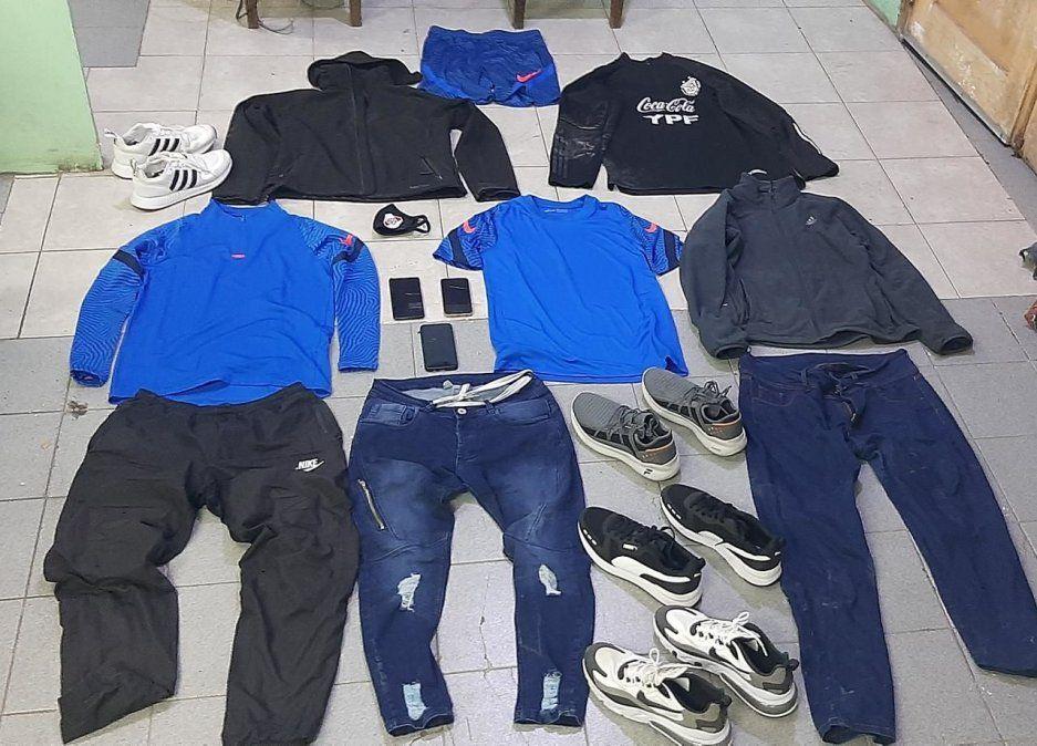 Robaron más de 100 mil pesos, una bicicleta y un celular: cayeron tres menores de edad