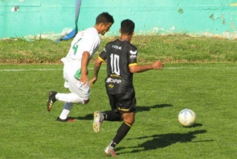 Federal A: Desamparados dio el batacazo a Deportivo Madryn
