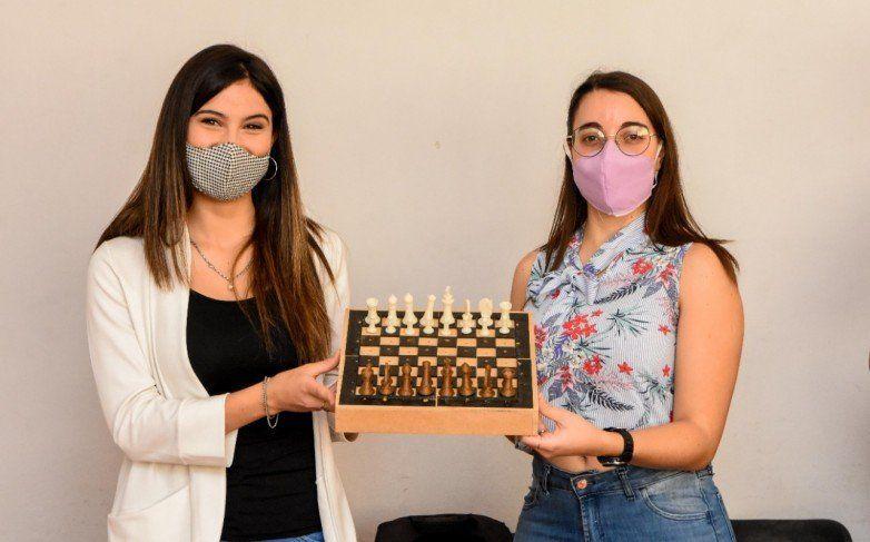 Una gran oportunidad para personas con ceguera creada por sanjuaninos