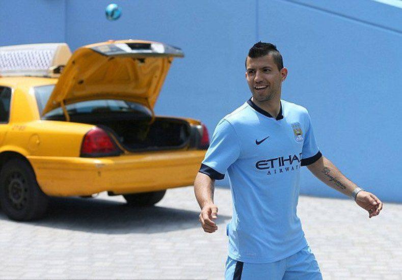 El Kun Agüero y David Villa definieron el duelo con puntería al taxi