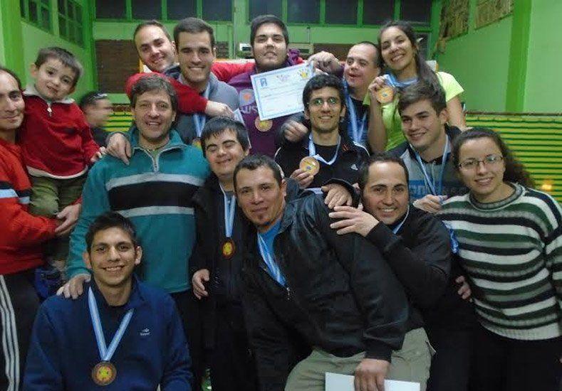 Cinco sanjuaninos lograron récords argentinos en el Nacional Cuyano de Potencia