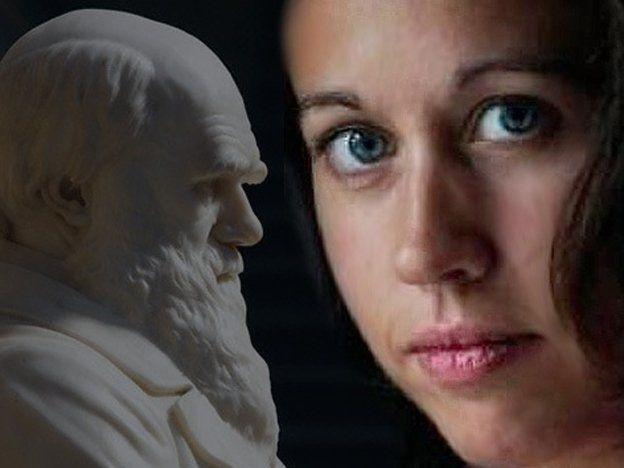 La tatara-tataranieta de Darwin defiende al catolicismo